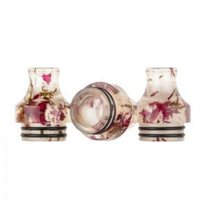 AS270 Chinoiserie Elements Resin 810 Thread Drip Tip