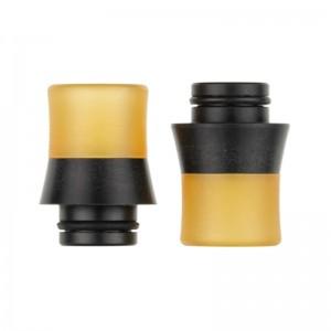 AS279 Black Yellow 510 PE Drip Tip