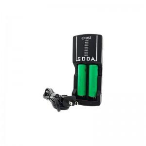Efest SODA Intelligent Battery Charger