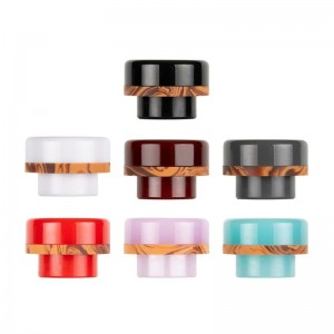 AS289 Wide Mouth 810 Resin Drip Tip