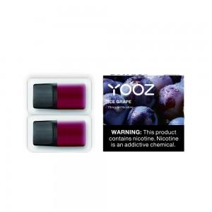 YOOZ Replacement Cartridge 2ml 2Pcs