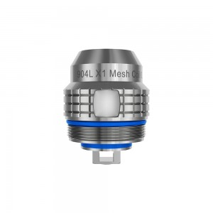 FreeMax 904L X Mesh Coil Head