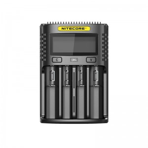 Nitecore UM4 Intelligent USB Four-Slot Charger