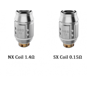 OBS ALTER Replacement Coil 5pcs