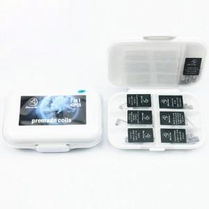 Pilotvape Ambrose Vape 7-in-1 42pcs Premade Coil Box Kit