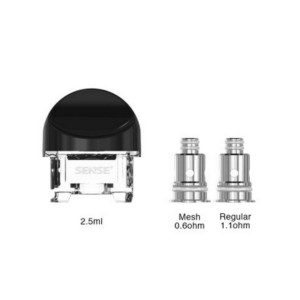 Sense Orbit  Replacement Pod Cartridge 2.5ml