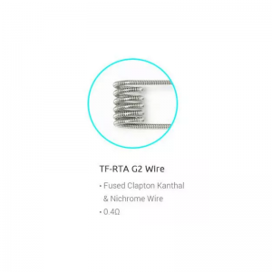 SMOK TF-RTA Pre-made Wire for G2 Deck 1PCS