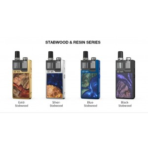Lost vape Orion PLUS DNA  Pod System Kit(Stabwood&Resin Version)