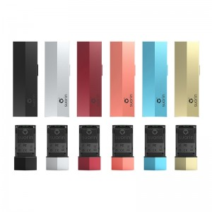 Suorin Edge Kit Case & 2 Batteries