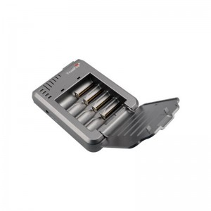 TrustFire TR-003 Multi-Charger for Li-ion Battery with 4 Slots