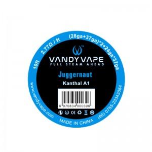 Vandy Vape Juggernaut Kanthal A1 Wire