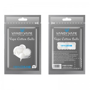 Vandy Vape Vape Cotton Balls 8pcs