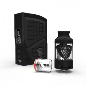 VGOD PRO 200W TC Starter Kit with 5ml VGOD Subtank