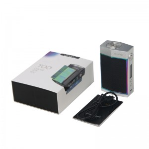 VOOPOO TOO 180W Box Mod - Silver Frame