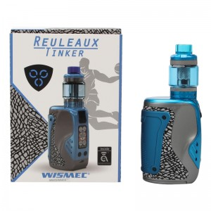 Wismec Reuleaux Tinker 300W TC Kit with Column Tank 6.5ml 2