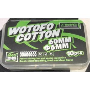 Wotofo Xfiber Cotton for Profile 10pcs/pack