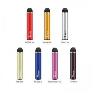 Yuoto 1500Puffs Disposable Kit 10pcs