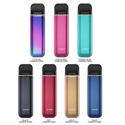 Smok Novo 3 Kit 1.7ml(Carbon Fiber)