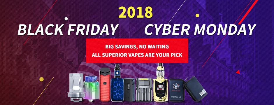 2018 Black Friday and Cyber Monday