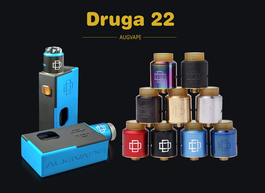 AUGVAPE Druga 22 Squonk Kit