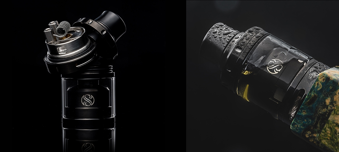 AUGVAPE MERLIN MINI RTA Features