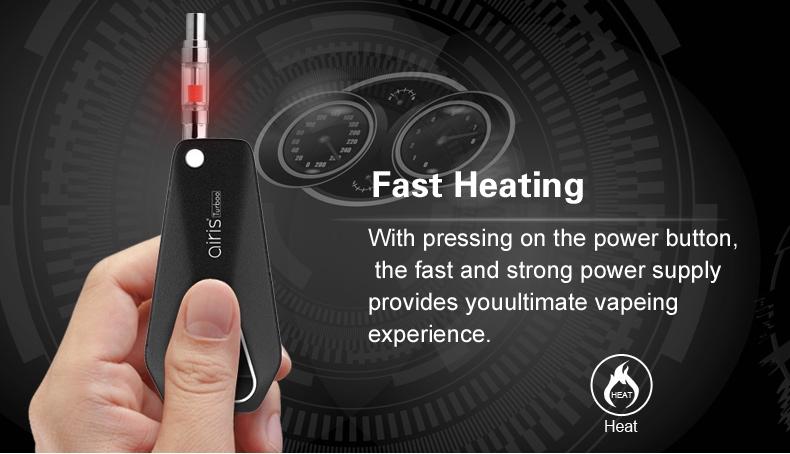 Airis Turboo Fast Heating