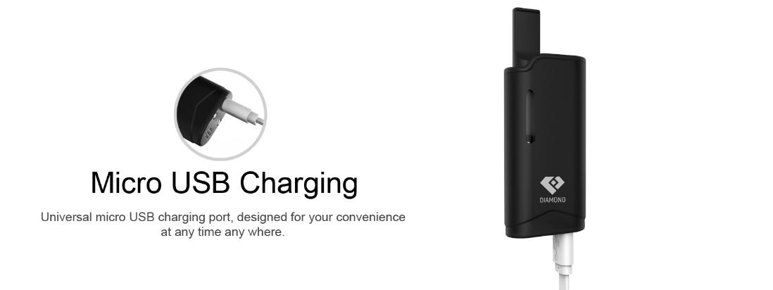Airistech Diamond Kit charging
