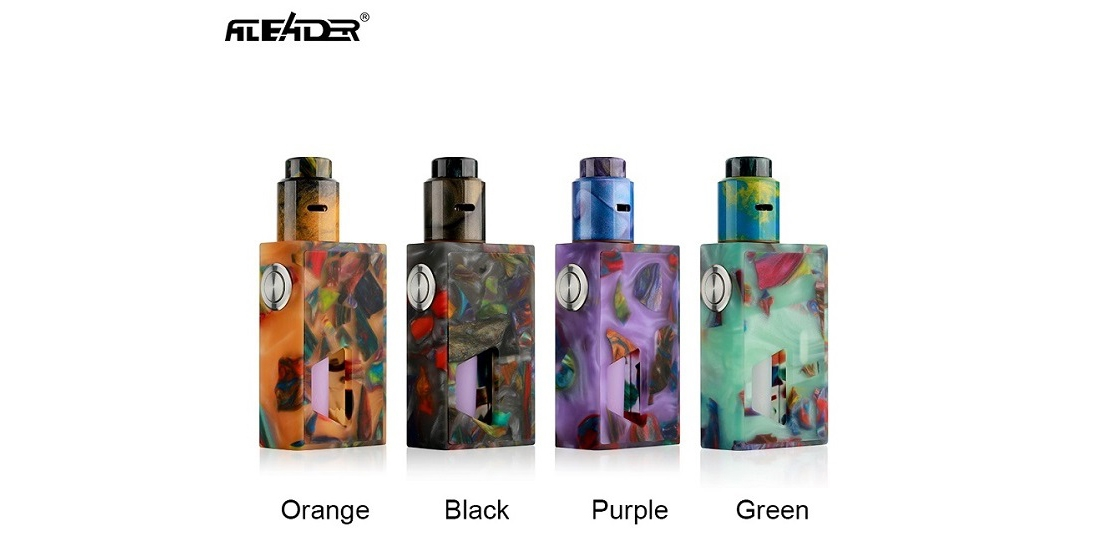Aleader Funky Squonk Resin Kit Colors