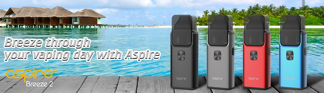 Aspire Breeze 2 AIO Kit Poster