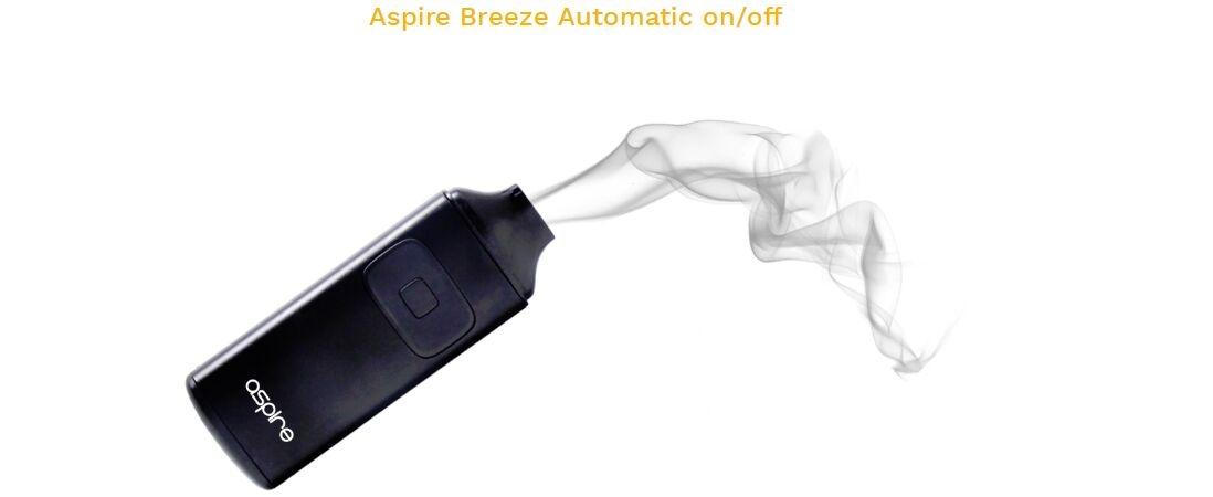 Aspire Breeze Kit features