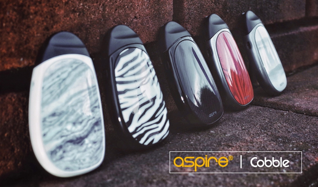 Aspire Cobble AIO Kit 700mAh 1.8ml