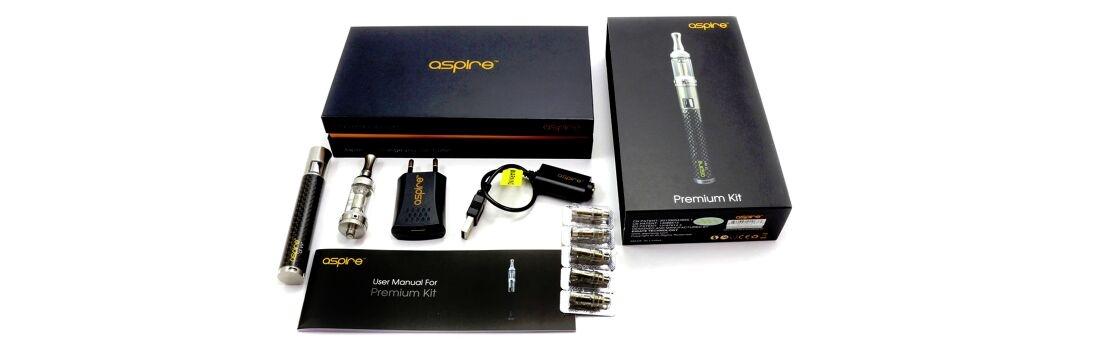 Aspire Premium kit pacakge