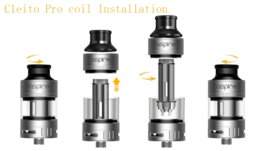 Aspire Puxos Kit Features