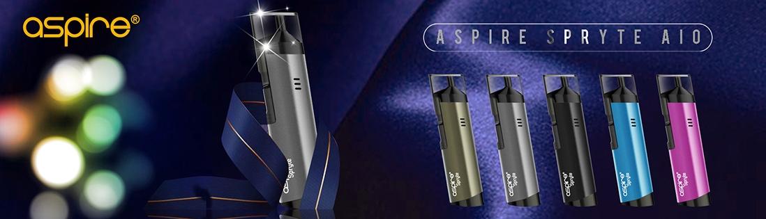 Aspire Spryte AIO Kit