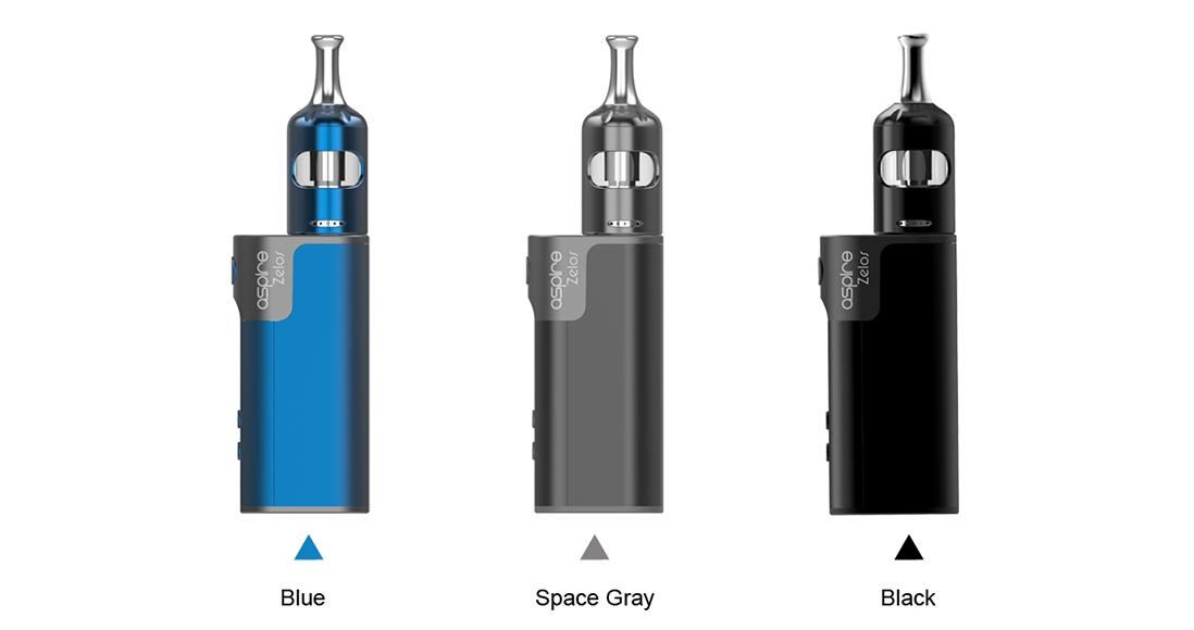 Aspire Zelos 50W 2.0 Kit Colors