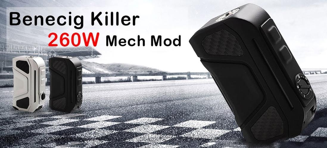 Benecig Killer 260W Mech Mod