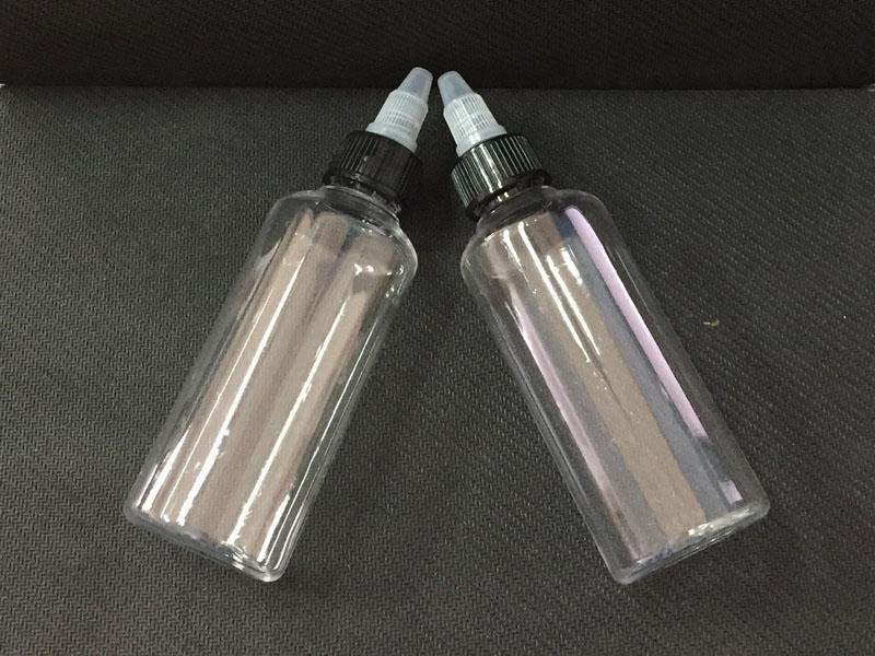 E-Juice Tip Bottle PET Material with Pressure Cap 3