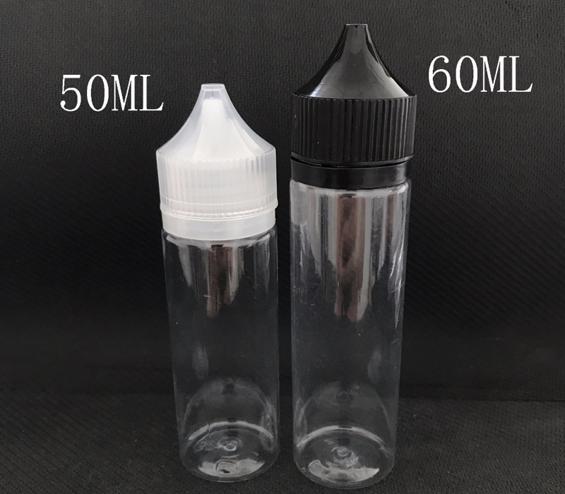 E-juice Unicorn Bottle PET Material 4