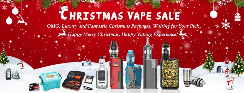 Christmas Vape Sale