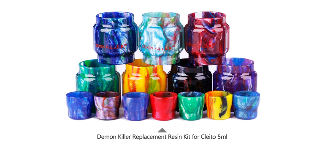 Demon Killer Replacement Resin Kit For Cleito 5ml