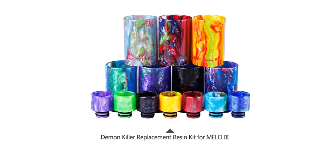 Demon Killer Replacement Resin Kit For MELO 3