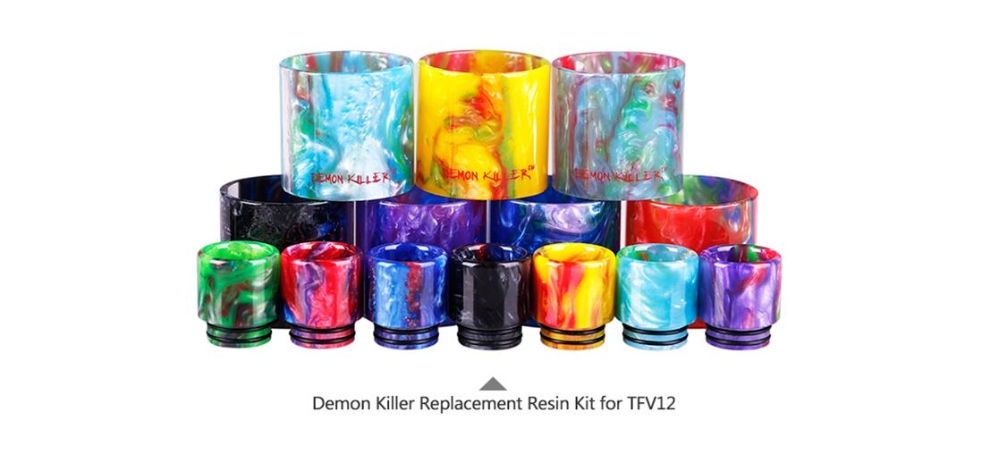 Demon Killer Replacement Resin Kit For TFV12