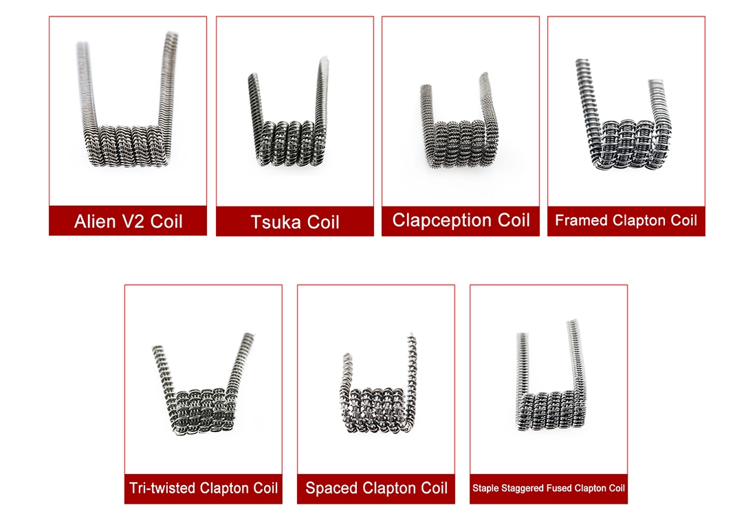 Demon Killer Violence Coil 7 in 1 Kit Features