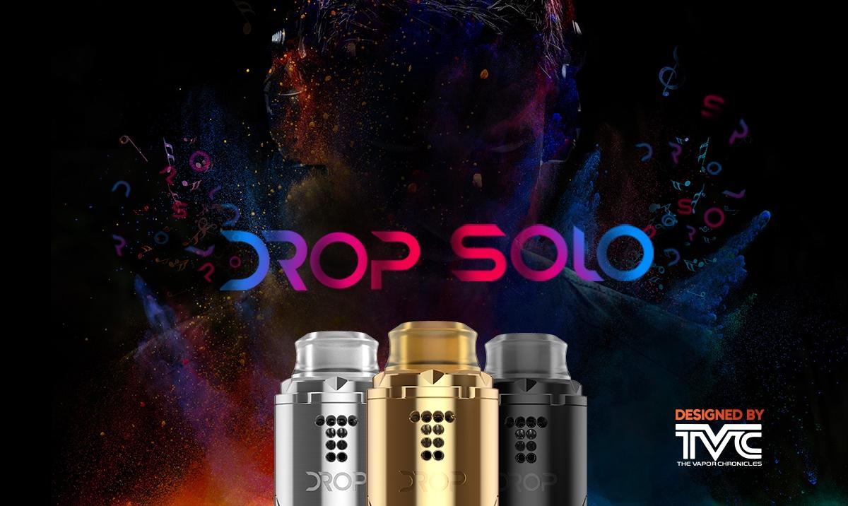 Digiflavor Drop Solo RDA Atomizer