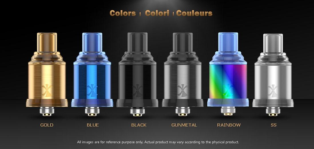 Digiflavor ETNA MTL RDA Colors