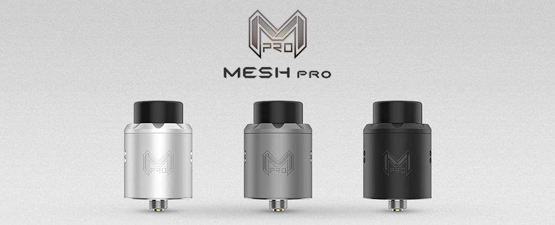 Digiflavor Mesh Pro RDA Rebuildable Atomizer