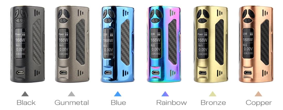 Dovpo Trigger 168 Colors