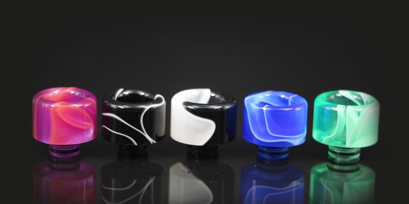 510 Acrylic Wide Bore Drip Tip 2