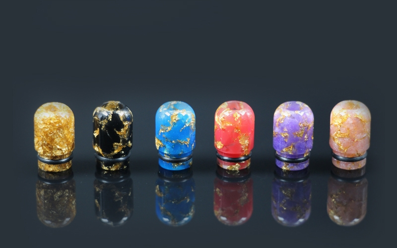 510 Bullet Epoxy Resin Drip Tip 2