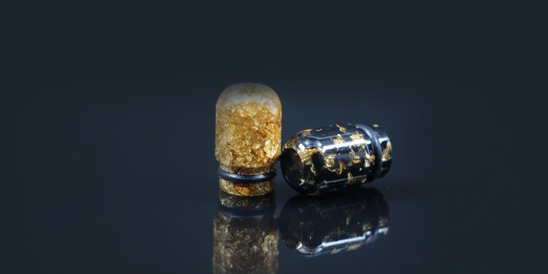 510 Bullet Epoxy Resin Drip Tip 1